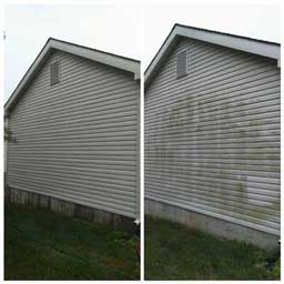 Vinyl Siding and House Washing
